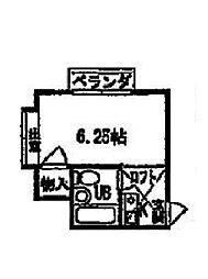 新検見川駅 2.7万円