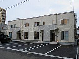 [テラスハウス] 北海道札幌市西区二十四軒二条4丁目 の賃貸【/】の外観