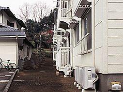 レオパレス小野路[2階]の外観
