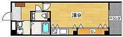 M'S style-Qoo[107号室]の間取り