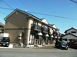 [テラスハウス] 滋賀県甲賀市水口町虫生野 の賃貸【/】の外観
