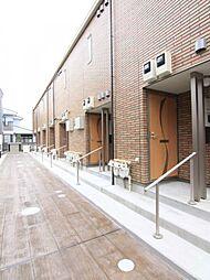 東京都足立区中央本町5丁目の賃貸アパートの外観