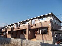 兵庫県加西市北条町北条の賃貸アパートの外観