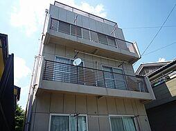 千葉県柏市東3丁目の賃貸マンションの外観