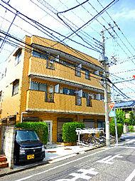 埼玉県蕨市塚越2の賃貸マンションの外観