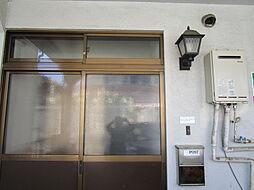 ルーブル坂戸[1階号室]の外観