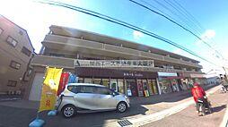 エタージュ高井田[3階]の外観