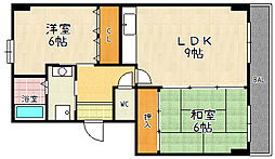 K-FLAT MORE[2階]の間取り