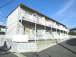 柴田ガーデンハイツD棟[103号室]の外観