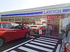 ローソン 町田森の丘南店(528m)