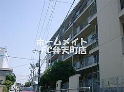 田中町住宅1号館[5階]の外観