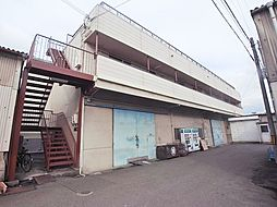 トモエハイツ7号館[2階]の外観