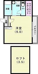 西代駅 6.2万円