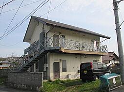 矢野アパート[101号室]の外観