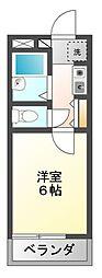 リライフ船橋松が丘[1階]の間取り