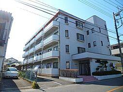 埼玉県上尾市浅間台1丁目の賃貸マンションの外観