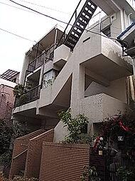 ミツボシマンション 幡ヶ谷11分 陽当り良好最上階角部屋[3階]の外観