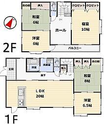 赤目口駅 880万円