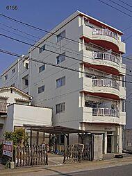 冨士ハイツ[402 号室号室]の外観