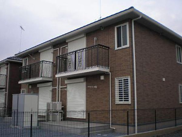 クレアールSA、B[2階]の外観