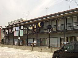 第1和田荘[202号室]の外観