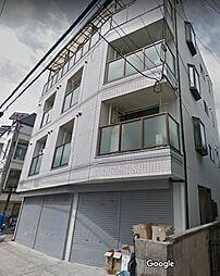 堂山ハイツB棟[3階]の外観