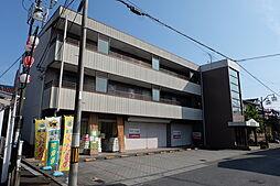 滋賀県野洲市行畑1丁目の賃貸アパートの外観
