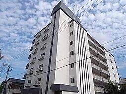 城北マンション[4階]の外観