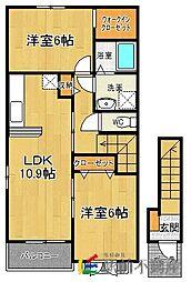 小郡駅 6.6万円