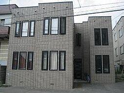 プロスペリティ平岸[2階]の外観