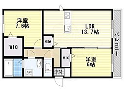 初芝駅 8.3万円