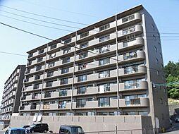 アルトラマンション茄子川 B棟[7階]の外観