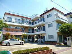 福岡マンション[302号室]の外観