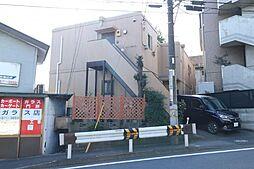 神奈川県横浜市鶴見区東寺尾中台の賃貸マンションの外観