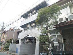 コーポ渋谷[205号室]の外観