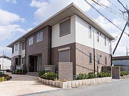 奈良県五條市二見4の賃貸アパートの外観