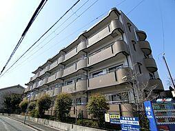 マンション菱永2[4階]の外観