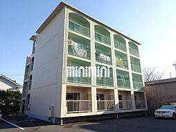 第二清隆荘[3階]の外観