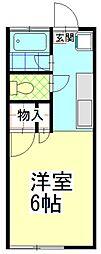 安積永盛駅 2.3万円