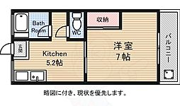 多摩川駅 5.3万円