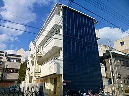 メトロ西田辺[1階]の外観