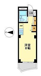 アトリウム前田[3階]の間取り