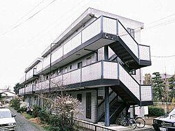 埼玉県さいたま市南区白幡4丁目の賃貸マンションの外観