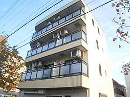 兵庫県神戸市灘区六甲町2丁目の賃貸マンションの外観