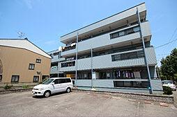 愛知県名古屋市中川区供米田2丁目の賃貸マンションの外観