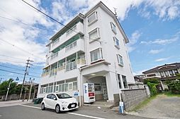 大阪府枚方市中宮西之町の賃貸マンションの外観
