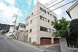 兵庫県神戸市灘区国玉通4丁目の賃貸マンションの外観