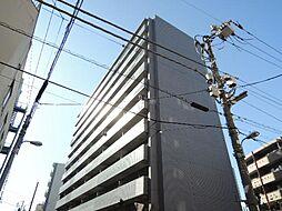 東京都台東区根岸5丁目の賃貸マンションの外観