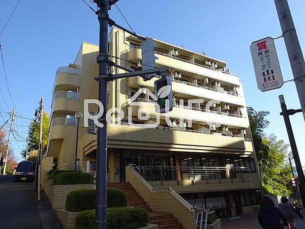 東京都国分寺市本町1丁目の賃貸マンション