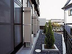 レオパレスハピネスウィング[2階]の外観